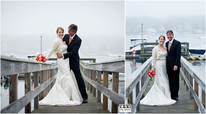 Dockside Guest Quarters wedding